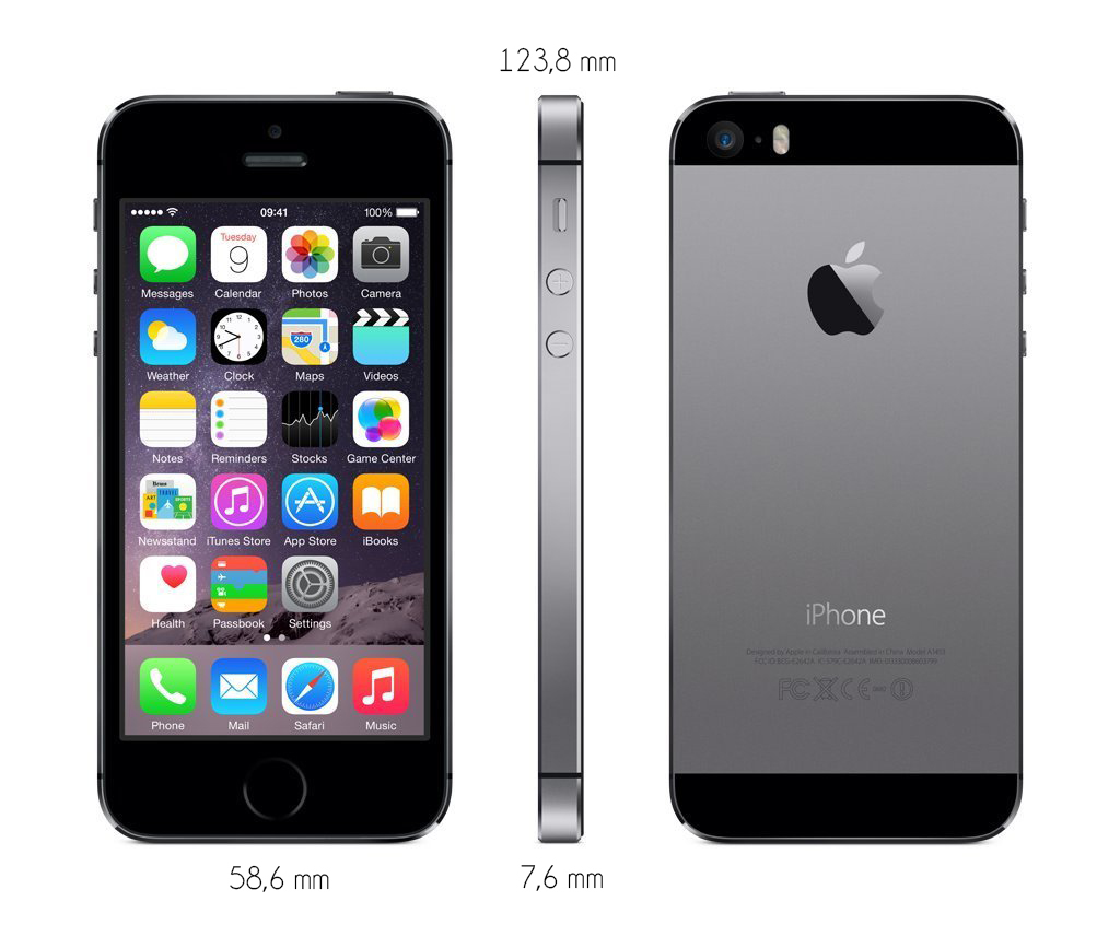 apple iphone 5s space gray_1