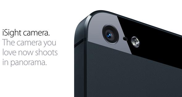 iPhone-5-iSight